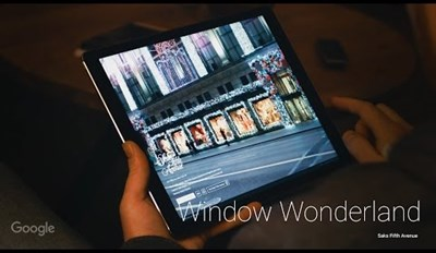 Website of the Day: Google Takes You on a Digital Walk Through New York's Window Wonderland