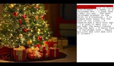 Christmas Song of the Day: Artificial Intelligence Sends Unsettling Season's Greetings