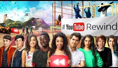 Video of the Day: YouTube Rewind 2016 Recaps the Viral Videos of Our Year