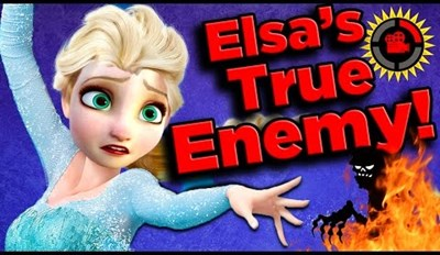 Another Film Theory About 'Frozen' Suggests That the Trolls Are Part of a Secret Conspiracy