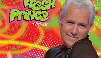 Alex Trebek Is the New Fresh Prince of Bel Air