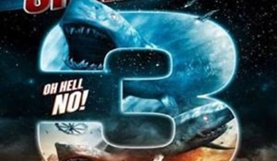 Stop Holding Your Breath, Here's the Sharknado 3 Trailer