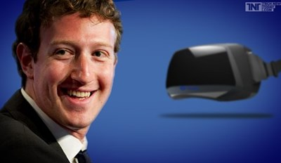 Mark Zuckerberg Wants Facebook to Go Inside Your Face