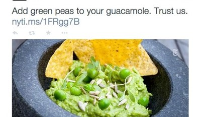 This New York Time Guacamole Recipe Thing is Out of Control