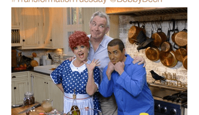 Paula Deen, Esplain to Us How Brownface Is Less Offensive Than Blackface