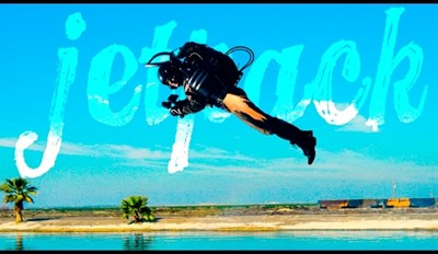 Here's Some Jetpack Footage That'll Have You Dropping $100,000 on a Jetpack
