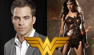 Chris Pine Officially Signs on As Wonder Woman's Love Interest