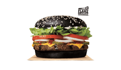 Spooky Poop of the Day: Burger King's Black Burger Turns Your Feces Green and Now We Know Why