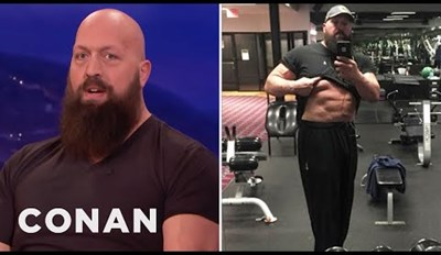 Big Show Reveals How He Got His Six Pack, and It Won't Fail to Amaze You