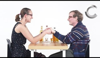 Watch These Engaged Couples Play the Most Dangerous Game... Truth or Drink