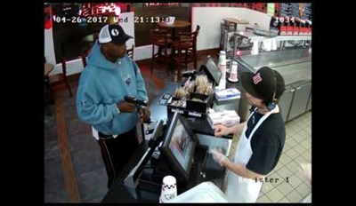 Jimmy Johns Cashier Calls the Guy Who Robbed Him a Bitch, Says He's Not Fazed At All By Guns