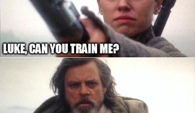Destiny Awaits, Luke
