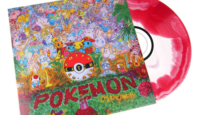 A Gift for the Pokémon Fan or Hipster in Your Life
