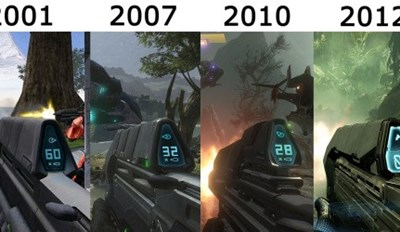 Insert Witty Joke About How Halo Never Changes Here
