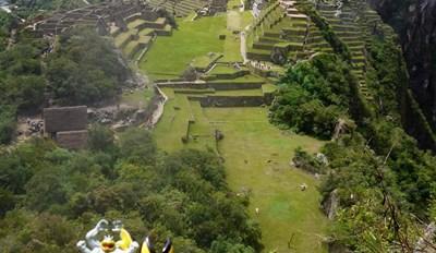 Greetings From Peru!