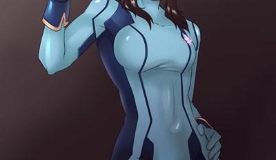 Zero Suit Korra