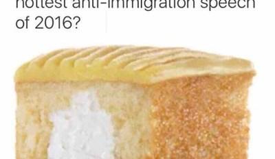 Trump Cakes