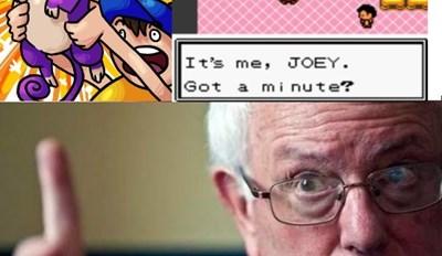 What Pokémon does Bernie Sanders Hate the Most?