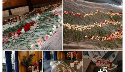 Teen Wins Valentine's Day by Buying Flowers for Every Girl in School