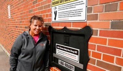 Indiana Just Started Installing Drop Boxes for Parents to Leave Their Babies In
