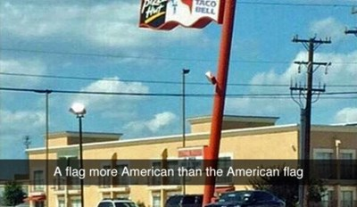 'Murica: Land of the Fat, Home of the Gravy