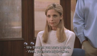Buffy's Pun Game Strong AF