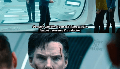 Doctor Strange Will See You Now