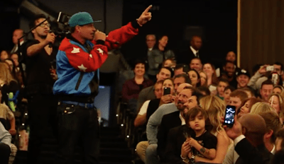 The Teenage Mutant Ninja Turtles 2 Movie Premiere was Surprised with a Vanilla Ice Performance