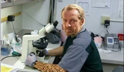 Scientist Jorah Thinks He May Be on to Something