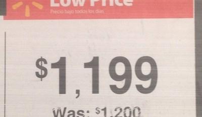 Wow, What a Bargain!