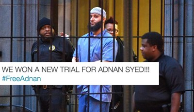 Adnan Syed Just Won a Retrial So We May Actually Find Out the Mystery Behind the Serial Podcast