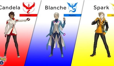 It's Time You Met Your New Pokémon GO Gym Leaders!
