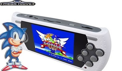 Sega's Releasing the Portable Genesis Which Features Way More Games than Nintendo's Mini-NES, and the Console Wars Have Officially Begun