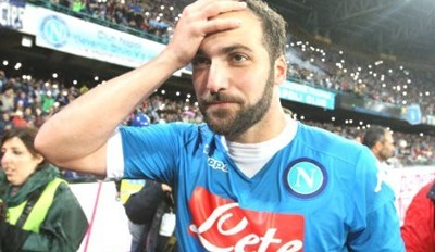 Higuain Goes From Hero to Zero After €90 Million Juve Deal