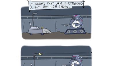 Another Pawn Falls Prey to the Robot Apocalypse Agenda