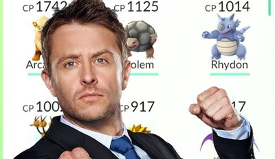 'The Talking Dead Host' Chris Hardwick Shares His Pokémon GO Roster, and It's Honestly Stacked