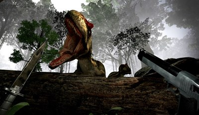 Awesome Virtual Reality News of the Day: New App Store & Killer Dino Game
