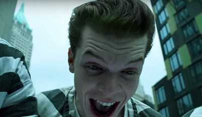Gotham Producers Confirm That Was Jerome's Laugh We Heard during the Season 2 Finale