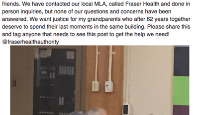 These Grandparents Are the Paradigm of Relationship Goals and Need Your Help