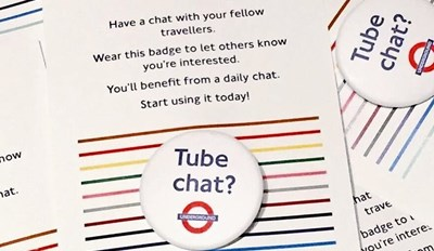 Some American Tried to Make Londoners Interact on the Tube and It Went Over About as Well as Dumping Tea Into the Ocean