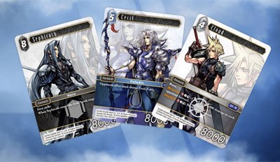 The Final Fantasy Trading Card Game Launches In English Next Month