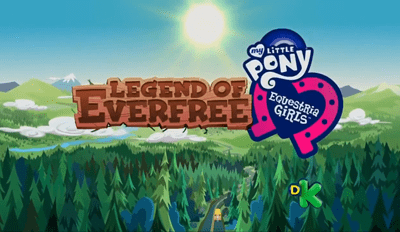Legend of Everfree