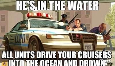 GTA IV Cop Logic Be Like