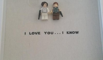 Someone Designed the Perfect Thoughtful Gift for Star Wars-Loving Significant Other