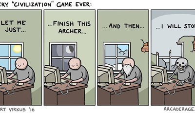 This is Pretty Much Every Civilization Game Ever