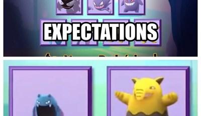 The Reality of the Pokémon GO Halloween Event