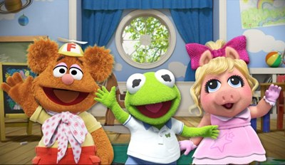 Reboot of the Day: New Muppet Babies Will Make Nightmares Come True in 2018