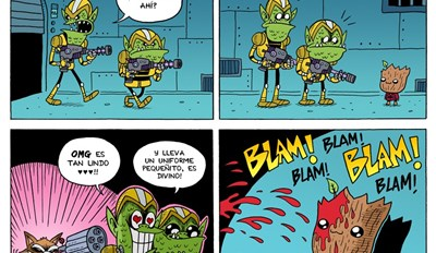 La pregunta que todos nos hacemos: ¿Para qué sirve el bebé Groot?