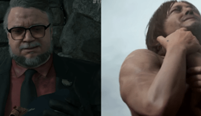 Something Ridiculous Happens If You Watch The Death Stranding Trailers Side By Side