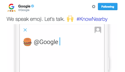 Upgrade of the Day: Google Can Now Interpret Emojis